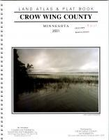 Title Page, Crow Wing County 2001